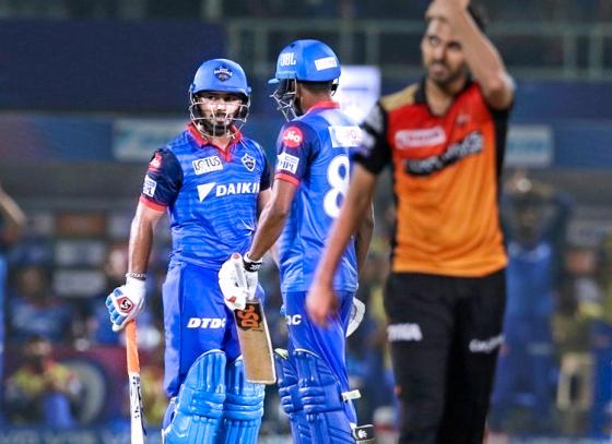 IPL 2019 – Eliminator Young Prodigy Shines in Desperation