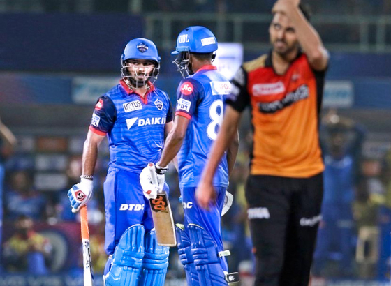 IPL 2019 – Eliminator Young Prodigy Shines in Desperation
