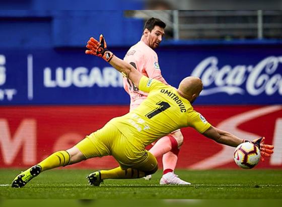 Lionel Messi taking Barcelona to New High at La Liga