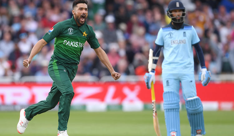 Pakistan Gets Back in the Game
