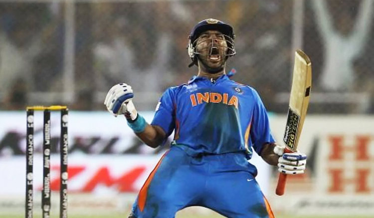 Yuvraj Singh bids adieu to International Cricket