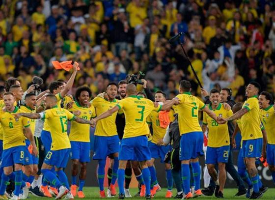 Brazil reaching nirvana by the minute