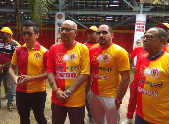 East Bengal Reining into its 100th Year