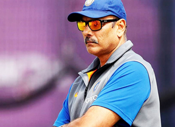 Shastri Retains his Coaching Spot