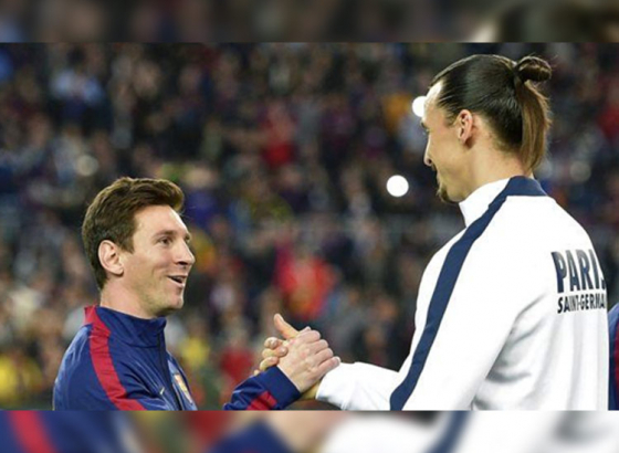Messi-Ibrahimović in a Tussle for 'Goal of the Year'