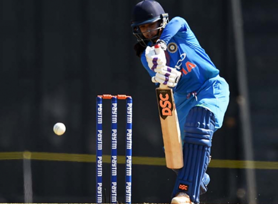 Mithali Raj Giving It All for ODI's