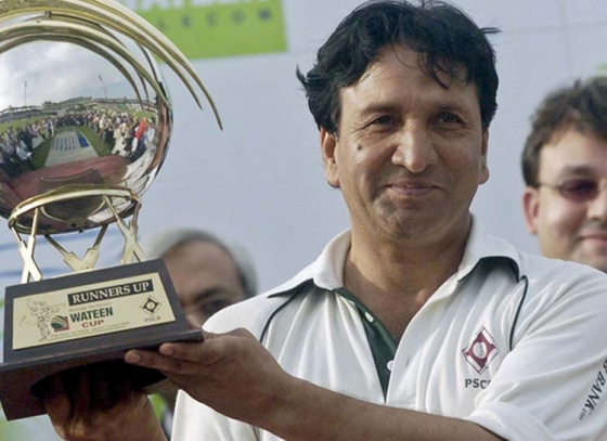 Pakistan's 'Maestro with ball' No More