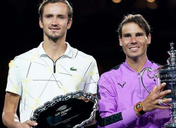 Nadal Wins Title, Medvedev Wins Hearts