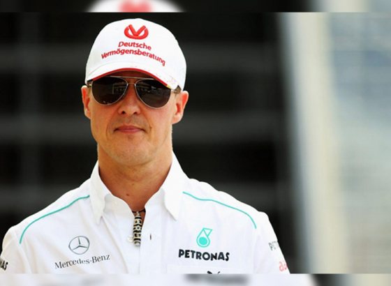 F1 King Schumacher Regains Consciousness