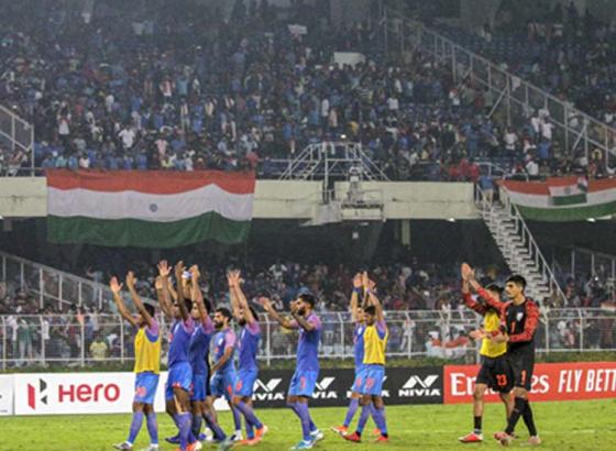 India-Qatar FIFA Qualifier May Happen in Kolkata