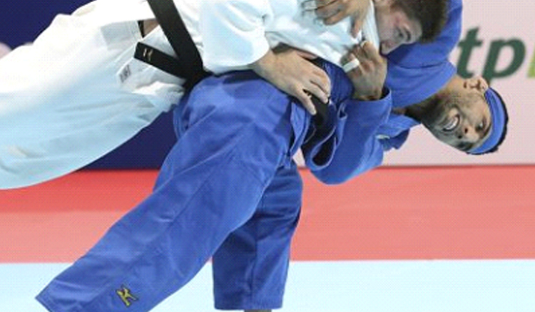 Bengali judoka brings bronze for the country