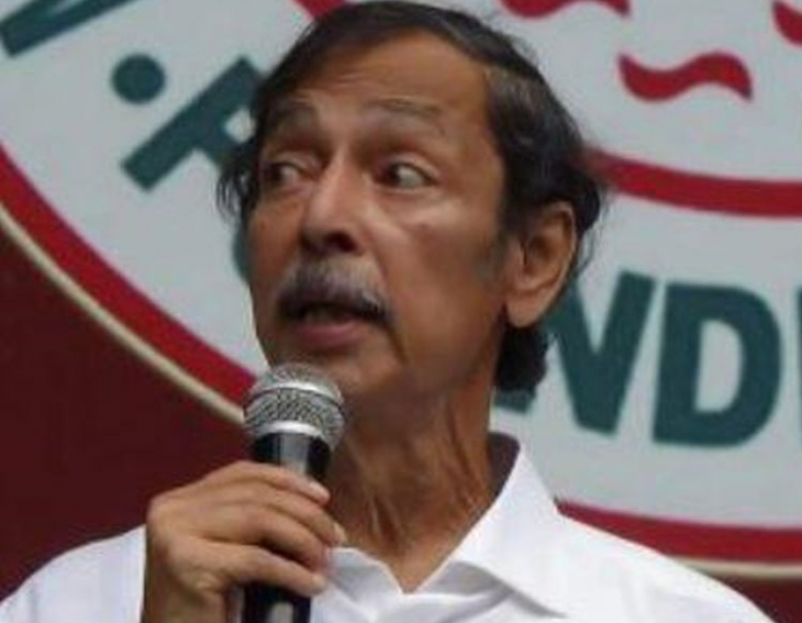 Anjan Mitra no more