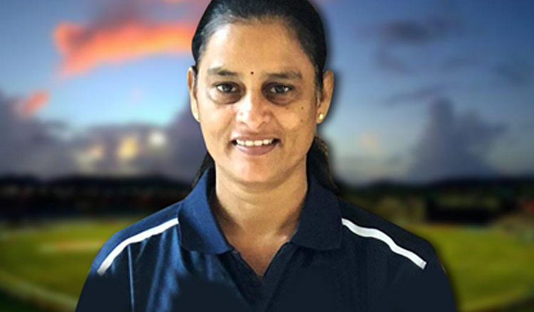 Lakshmi becomes first female referee to oversee men's ODI