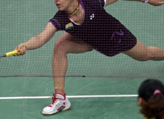 Saina Nehwal reaches French Open semifinal