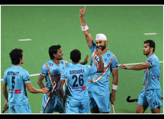 India beat New Zealand 4-2 to top Pool A in Champions Trophy