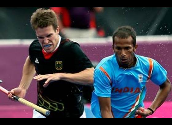 Indian Hockey Team to take German Test