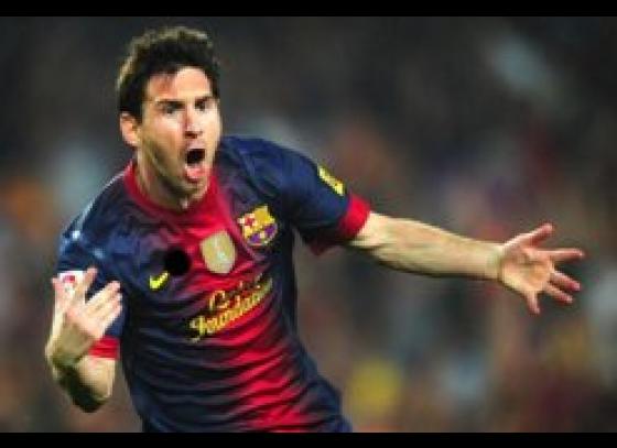 Messi all-time leading scorer in a calendar year surpassing Gerd Mueller