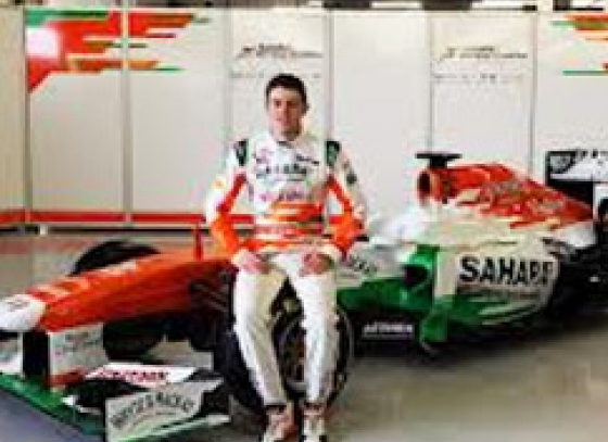 Second Driver for Force India! Any guesses?