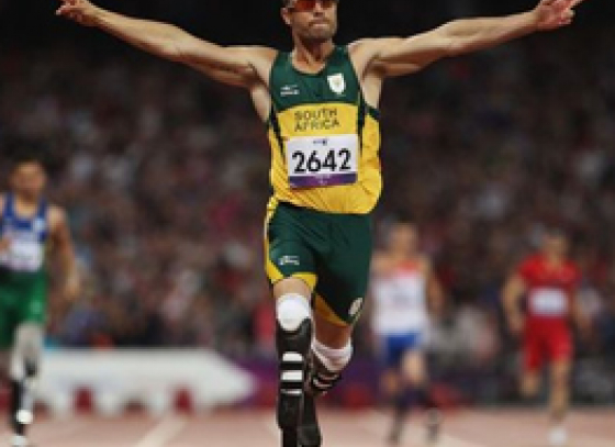 Oscar Pistorius arrested on charges of killing girlfriend