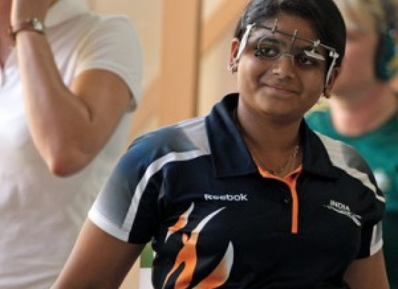 Rahi Sarnobat made India proud at the Changwon World Cup!