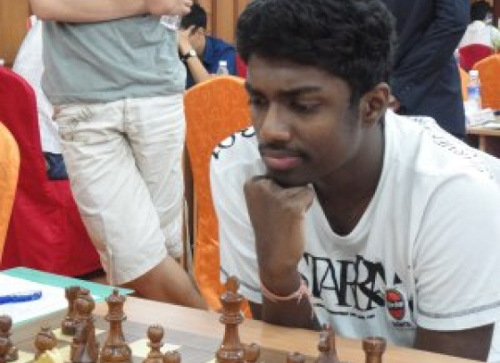 Chess World Cup: Krishnan Sasikiran and B Adhiban crashed into the 2nd round