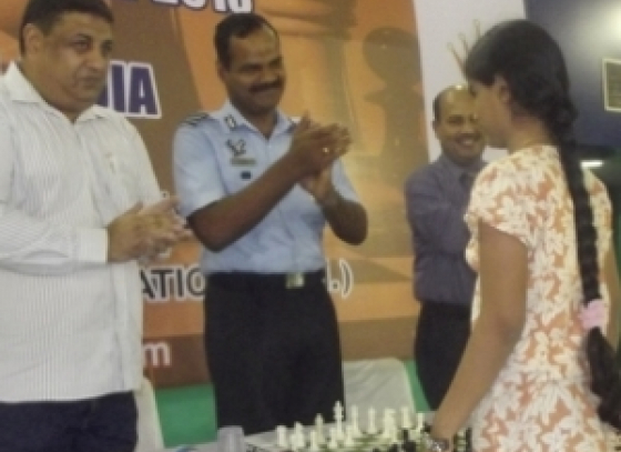 National Under-11 Chess Championship: Ram Aravind & Priyanka Nutakki won the title