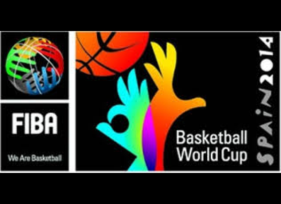 2014 FIBA Basketball World Cup 30 Aug. - 14 Sep. 2014
