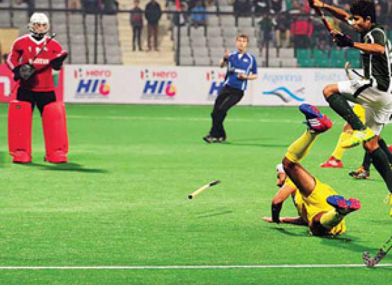 Pakistan overcome India in Junior Hockey World Cup clash for 9th and 10th spot