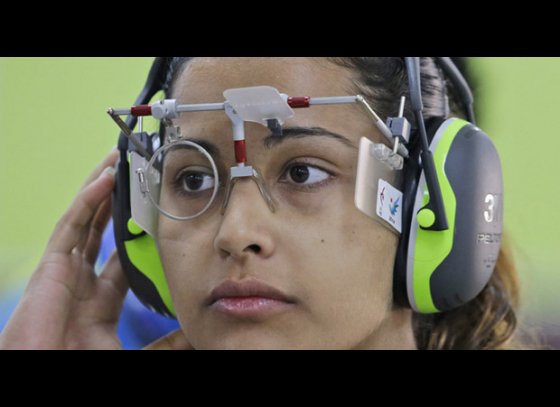 Shooter Heena misses out on World Cup finals