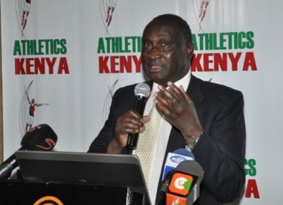 Athletics Kenya boss steps down to focus on IAAF election