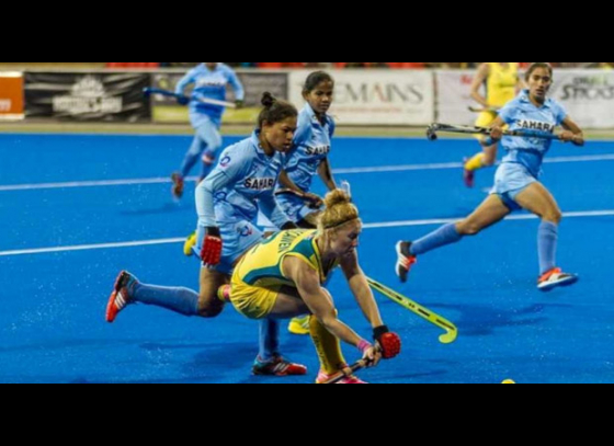 Resolute Indian hockey eves hold Australia to goalless draw