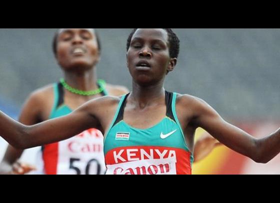 Kenya's Chepng'etich to skip Shanghai Diamond League meet