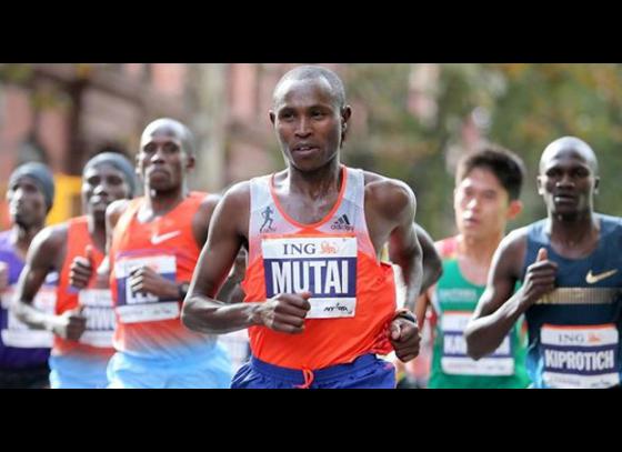 Mutai to decide on beijing Worlds after London Marathon