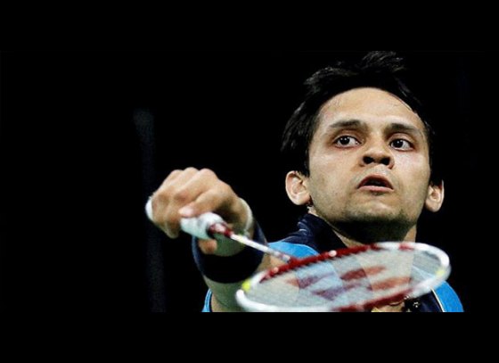 Shuttler Kashyap enters Asia Championships second round