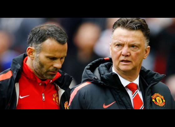 Giggs will succeed me at United: Van Gaal