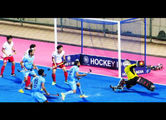 India beat Japan 2-0 in second hockey Test