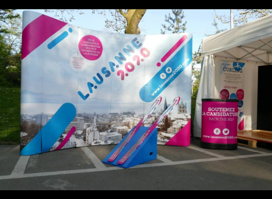 Lausanne plans to hold Youth Olympic events in France
