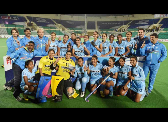 'Indian women's hockey team can qualify for 2016 Olympics'