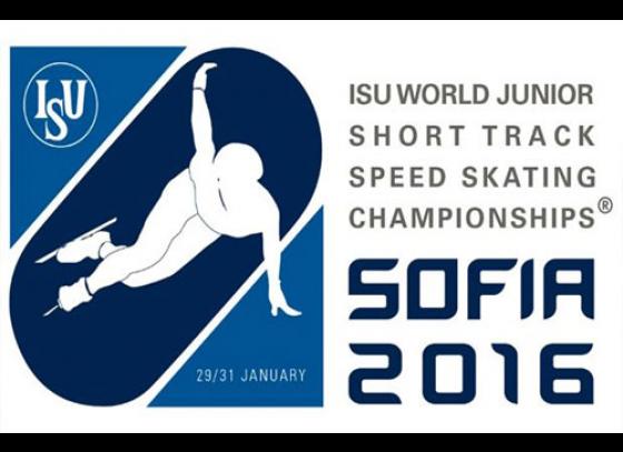 China claims bronze in World Junior Speed Skating