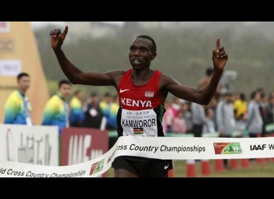 Kenya's Kamworor plots Olympics double