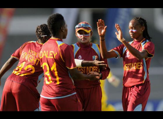 West Indies beat Australia to lift Women's World T20 trophy