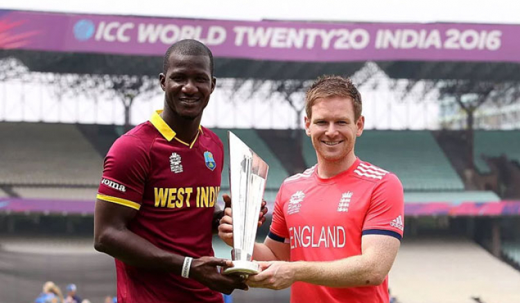 West Indies elect to field against England in WT20 final