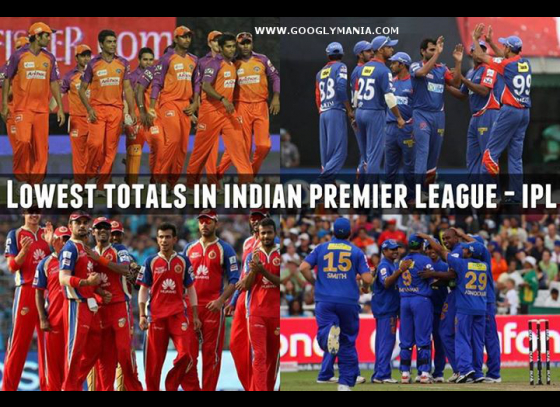 Top 10 Lowest Scorers in IPL History
