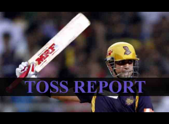KKR opt to field against Delhi Daredevils