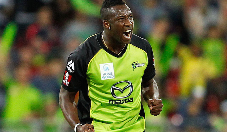 A Quick look in to the life of Andre Russell