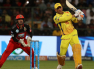 Dhoni wins the match for CSK against RCB