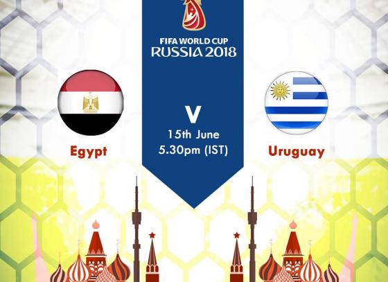Googly Goals 2018 Live | Egypt | Uruguay