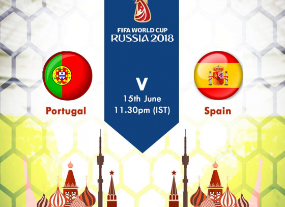 Googly Goals 2018 Live | Spain | Portugal