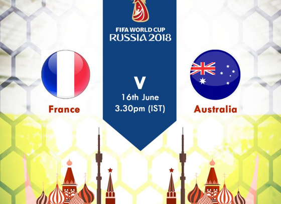 Googly Goals 2018 Live | France | Australia